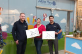 Installers donate Baxi Bonanza prizes to Alder Hey Children's Hospital