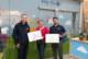 Installers donate Baxi Bonanza prizes to Alder Hey Children's Hospital