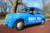 Hail the Baxi Taxi for a free lift!