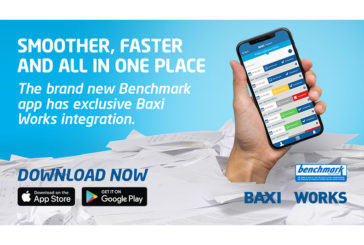 Baxi extends support for new digital Benchmark