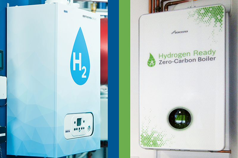 UK's first hydrogen heating demonstration takes place