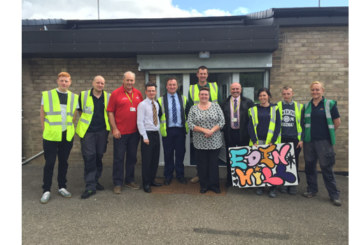 Community offered new lease of life thanks to Baxi