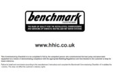 Heat Pump Benchmark commissioning checklist refreshed