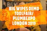 VIDEO DEMO: Big Wipes