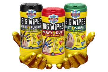 Big Wipes goes antiviral