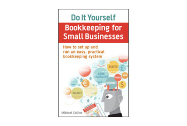 Review – Bookkeeping for Small Businesses