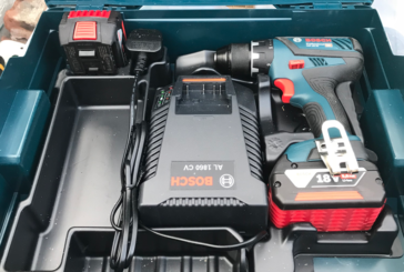 DREW'S REVIEWS: Bosch GSR 18 V-28 Professional Drill Driver