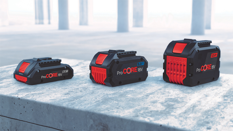 The future of power tool battery tech