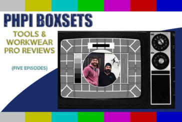 PHPI Boxsets: The 2019 tools & workwear review collection