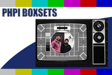 PHPI Boxsets… coming soon!