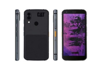 WATCH: The new Cat S62 Pro thermal imaging smartphone