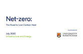Policy report calls for national delivery to decarbonise heat