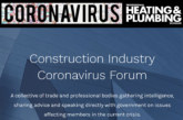 SNIPEF team members play key role in Scotland's Construction Industry Coronavirus Forum
