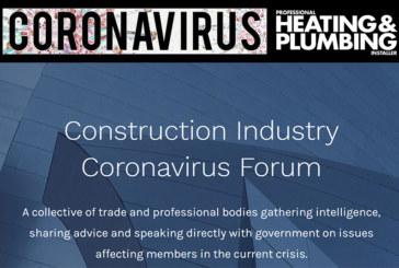 SNIPEF team members play key role in Scotland's Construction Industry Coronavirus Forum