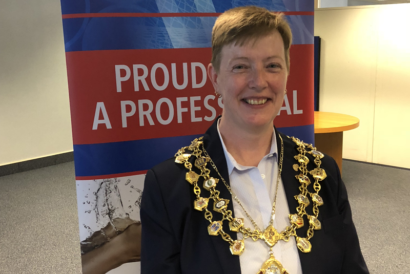 CIPHE UPDATE: Tracey Richardson – the President's view