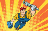 Celebrating plumbing superheroes