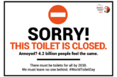 World Toilet Day: Sustainable sanitation and climate change