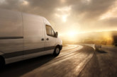 Van drivers at risk of sun damage
