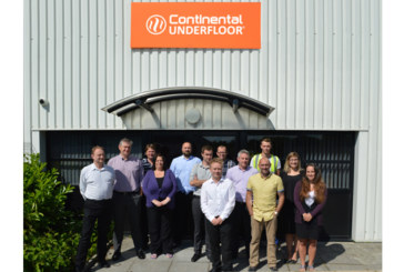 Continental Underfloor celebrates 15th birthday