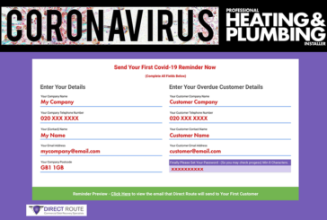 Free COVID-19 overdue invoice reminder support