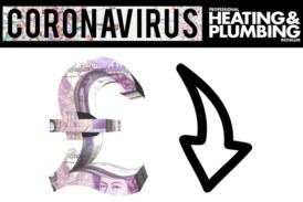 Plumbers' earnings tumble as COVID-19 impact is felt