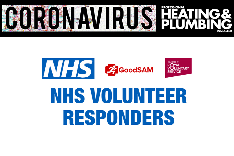 How to become an NHS Volunteer Responder