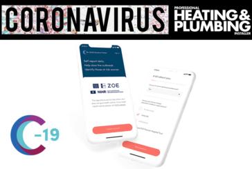 Download the COVID Symptom Tracker app