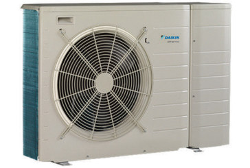 Daikin's Altherma Monobloc receives A++ rating