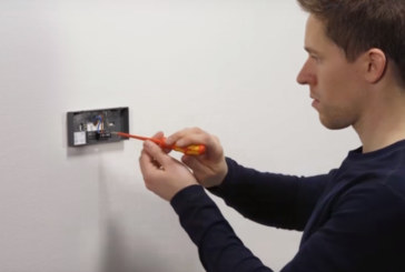 VIDEO: Installing the Danfoss TPOne