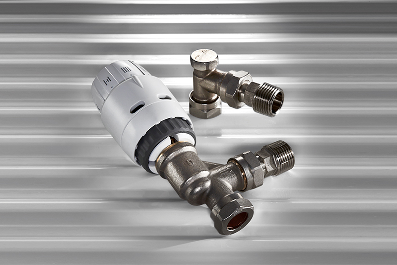 Balancing domestic heating systems with the new RAS-B2 Danfoss Dynamic Valve