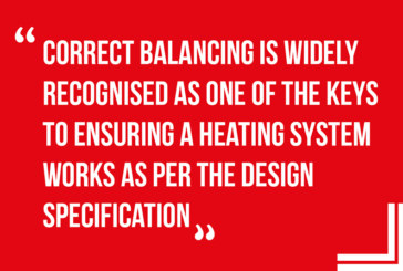Free webinar on the importance of balancing heating systems