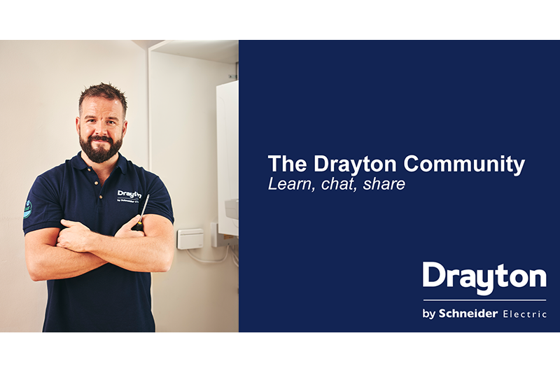 Drayton launches Facebook group for installer community
