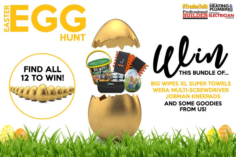 COMPETITION: #TradesTalk Easter Egg hunt