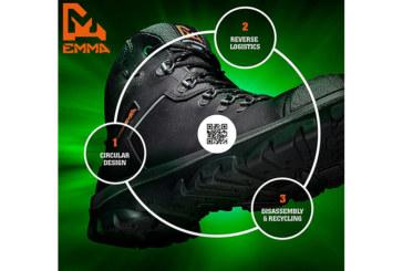 EMMA Safety Footwear: improve your carbon footprint