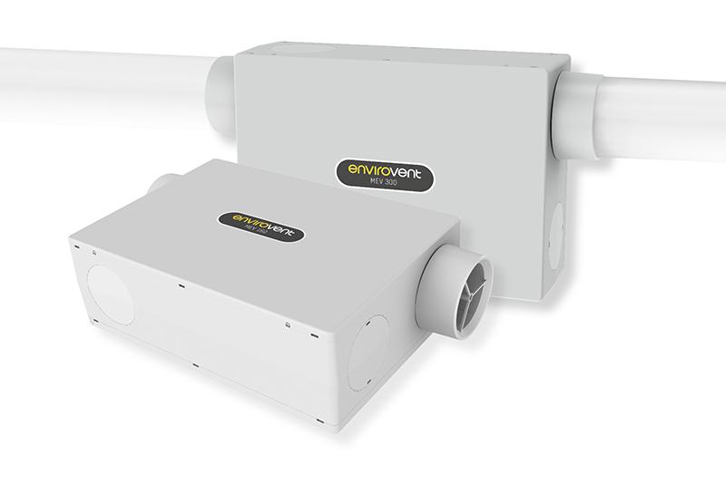 EnviroVent | MEV 160/MEV 300