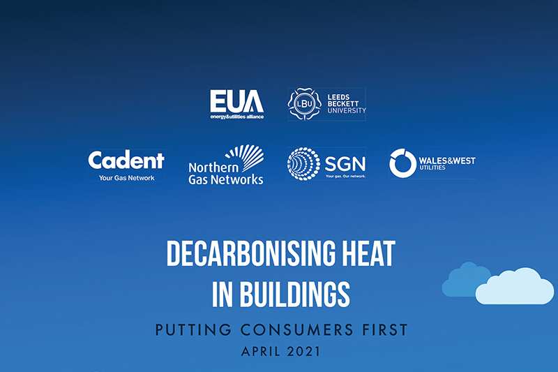 "Without a choice of different heat technologies, decarbonisation of heat ""will fail"""