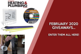 FEBRUARY 2020 GIVEAWAYS: Enter them all here!