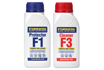 Fernox   265ml Protector F1 and Cleaner F3