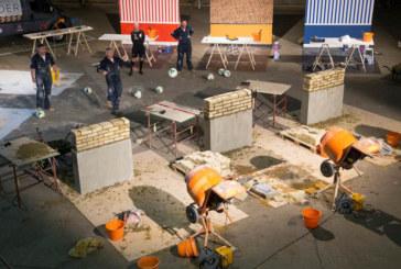 VIDEO: Fiat Professional Cement Mix Challenge