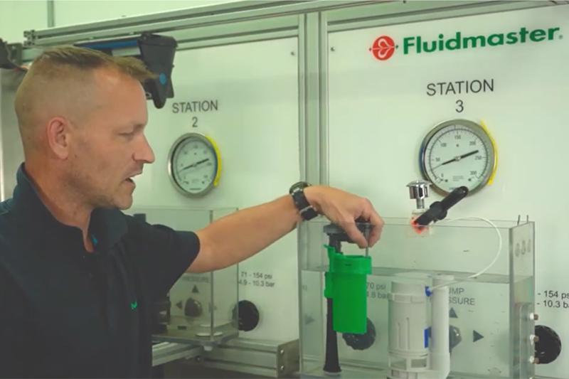 Fluidmaster launches free virtual training modules