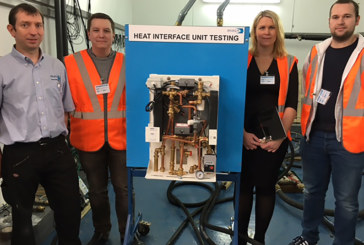 Giacomini's HIU first in the UK to meet BSRIA's new test standard