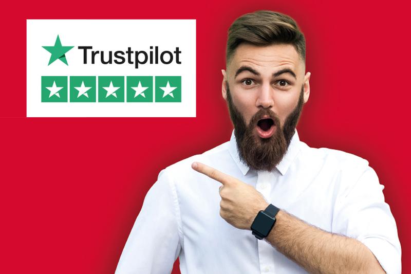 Glow-worm secures five star Trustpilot rating