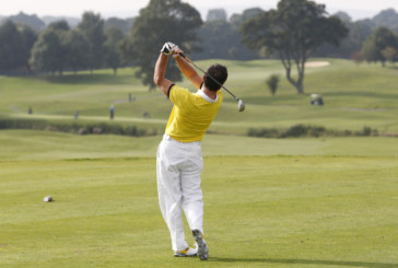 Competition hots up in The Golf Classic 2019