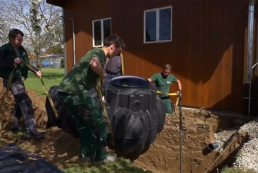 VIDEO: Graf UK Platin rainwater harvesting system