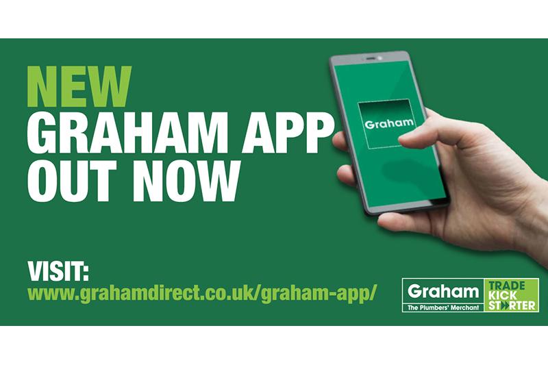 WATCH: The new Graham App