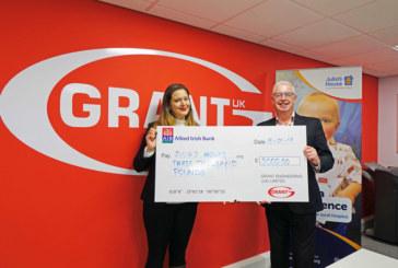 Grant UK announces charity partner for 2019