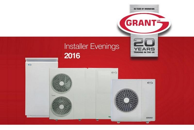 Grant UK announces series of technical evenings
