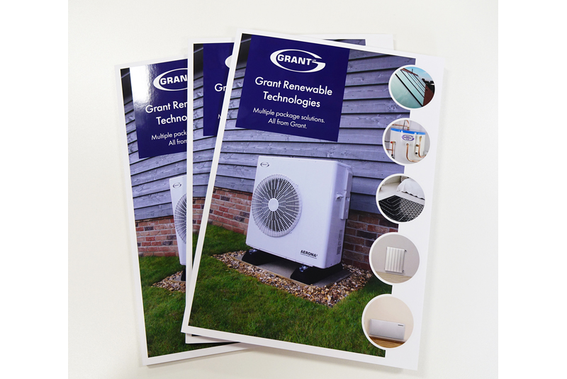 Grant UK unveils new 64-page renewable technologies brochure
