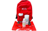Grant UK summer backpacks for installers