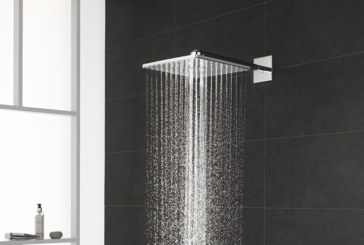 Research reveals British showering habits